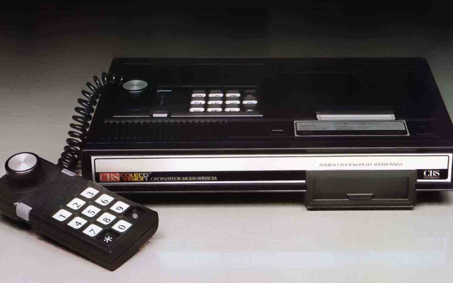 ColecoVision : reference for games and artworks for